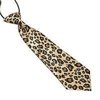 Галстук Bow Tie House леопардовый детский/женский 08756