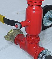 Кран регулировки подачи абразива для аппаратов абразивоструйной (пескоструйной) очистки АА-100 (АА-200).