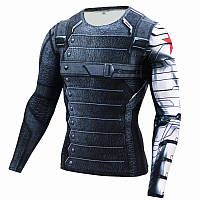 Мужская кофта Winter Soldier СС2006