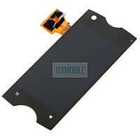Дисплей + сенсор (модуль) Sony ST18i Xperia RAY
