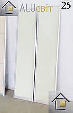 Раздвижные двери купе для гардеробных, кладовок, фото 2