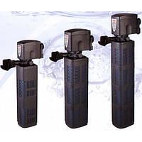 Фильтр-помпа аквариумный XL-F290 12W 1000л/ч 3 стакана