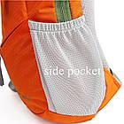 Рюкзак-сумка Jungle King оранжевая, фото 4