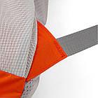 Рюкзак-сумка Jungle King оранжевая, фото 5