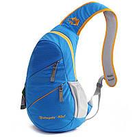 Рюкзак-сумка Jungle King  синяя, фото 1