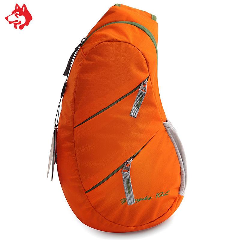 Рюкзак-сумка Jungle King оранжевая