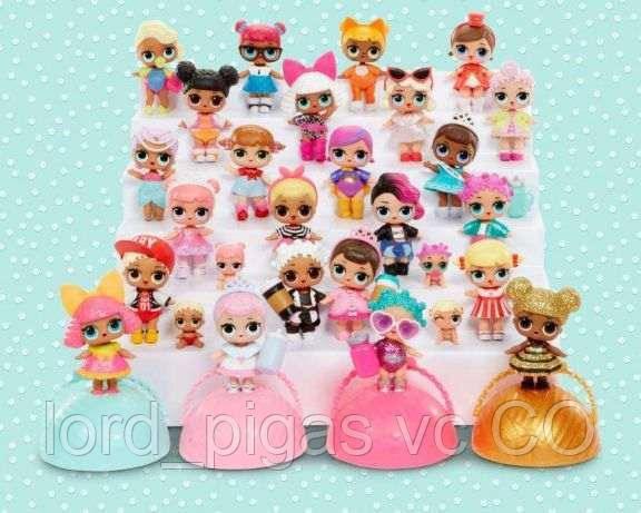 L.O.L.O.L.O.L  surprise dolls, кукла сюрприз ЛОЛОЛОЛ с аксессуарами. Игрушка