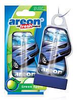 "Ароматизатор Areon ""АВТО"" Green Apple (жидкий на зеркало)"