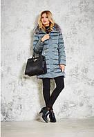 Пуховик модный женский Junge, Дания