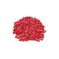 Грунт красный фракция 5мм 1кг Фауна