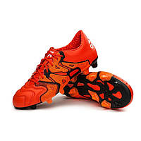 Бутсы футбольные Adidas X 15.1 FG/AG Leather B26980