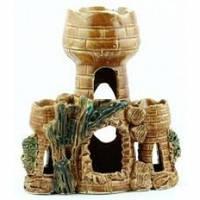 Декорации для аквариума Керамика Башня