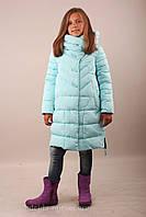 Пальто зимнее для девочки ANERNUO 130,140,150,160,170