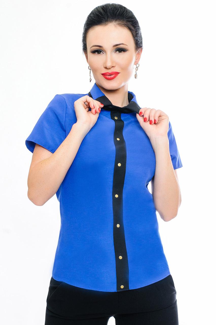 Летняя женская рубашка