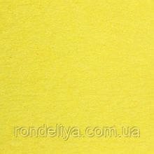Фетр 3 мм світло жовтий