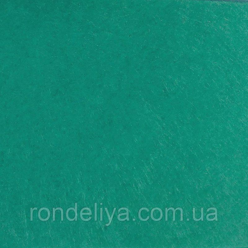 Фетр 3 мм морская волна