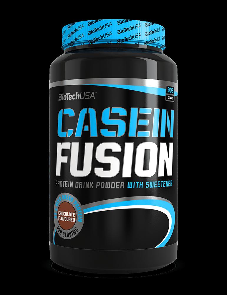 Протеин BioTech Casein Fusion 908 g