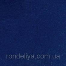 Фетр 3 мм насичений синій