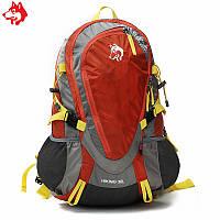 Рюкзак спортивный Jungle King 30L красный, фото 1