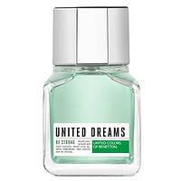 Benetton United Dreams Man Be Strong (100мл), Мужская Туалетная вода Тестер - Оригинал!