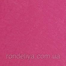 Фетр 3 мм яскраво рожевий