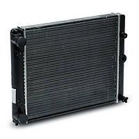 Радиатор охлаждения алюминиевый ЛУЗАР LRc 0410 для ZAZ 1102