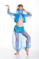 Восточная красавица исторический костюм для девочки