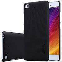 Защитный чехол Nillkin для Xiaomi mi5s Protective Case Black - чтобы любимому смартфону было не больно падать!