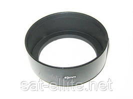 Бленда металлическая 49мм, Canon Nikon Pentax