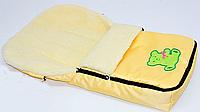 Конверт на овчине 602 (1) цвет желтый