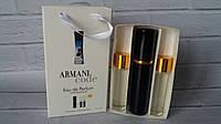 НАБОРЫ духов по 15 мл 3 шт Giorgio Armani Armani Code For Women