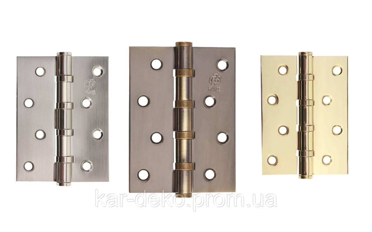 Петли дверные универсальные 100 мм