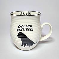 Чашка Собака Ретривер, 400 мл