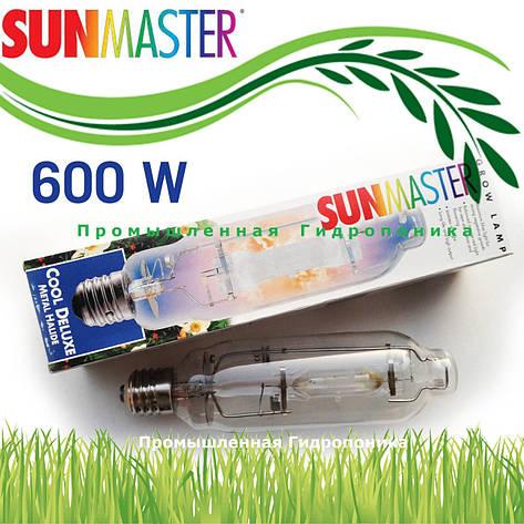 Лампа МГЛ Sunmaster Cool Deluxe 600 W, фото 2