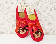 Новогодние следки носки женские Roff