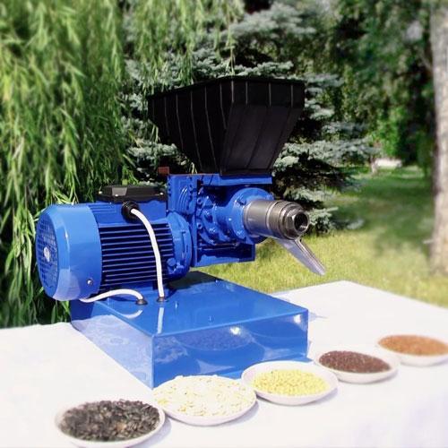 Маслопресс бытовой шнековый холодного отжима ПШУ-4 Маслячок (4 л/час) - Домовичок - оборудование для сельского хозяйства в Полтаве