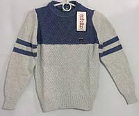 Детский свитер тонкая вязка 5 11 лет Udi kids