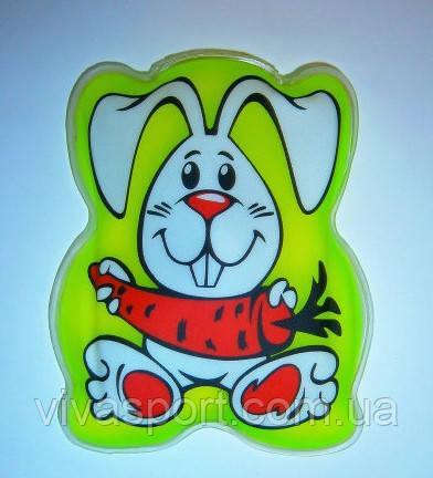"""Солевая грелка """"Зайка"""", грелочка Кролик"""