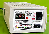 Аида 10si: зарядное устройство для авто аккумуляторов 4-180 Ач с цифровым индикатором