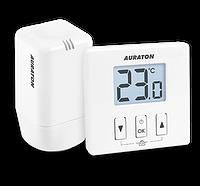 AURATON-200 TRA - беспроводной термостат и головка для управления радиаторами.
