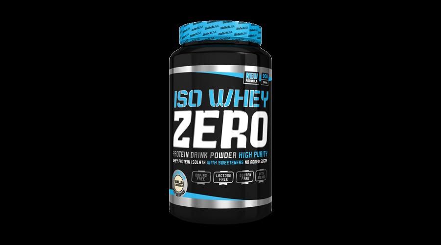 Протеин BioTech Iso Whey Zero 908 g
