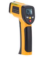 Лазерный цифровой термометр пирометр (от -50 ° C до +650 ° C)
