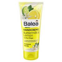Крем для рук и кефиром Handcreme Buttermilk Lemon, 100 ml