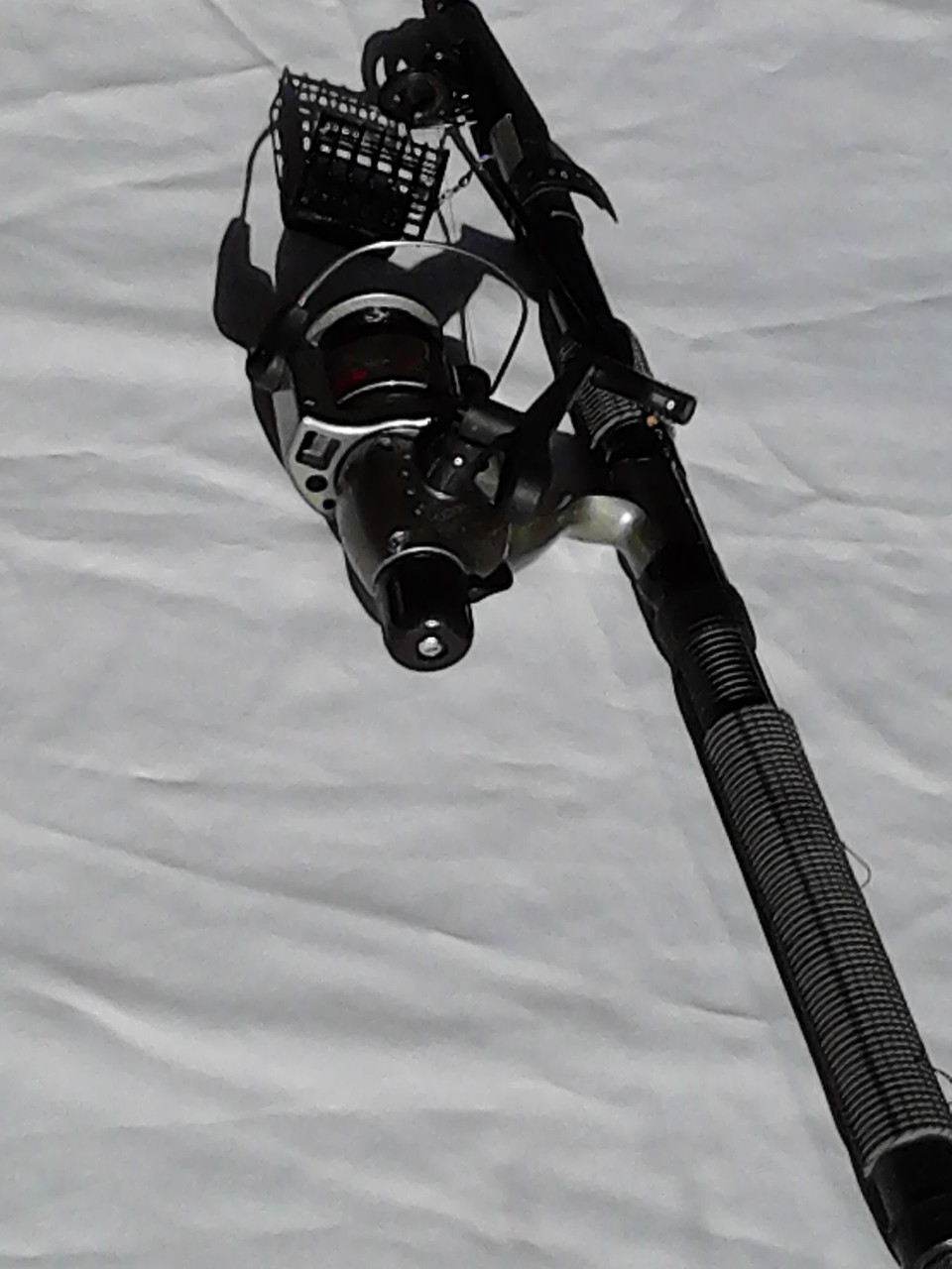 Комплект фидерный Спиннинг Kalipso 2.1m + Катушка Cobra CB 640 6bb