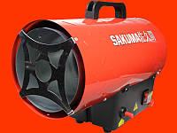 Газовая тепловая пушка на 30 кВт с пьезаподжигом Sakuma SGA1401-30