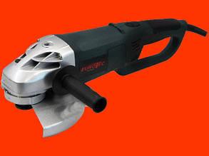 Болгарка на 230 мм, 3150 Вт Eurotec AG 232 с плавным пуском
