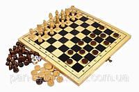 Шахматы деревянные 35см