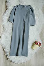 Серое платье-джемпер прямого кроя Missguided, фото 3