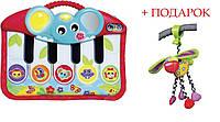 Музыкальная развивающая игрушка Playgro Пианино (25242)