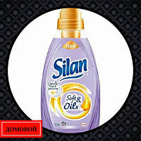 Кондиционер Silan Soft and Oil Purple 1.5 л (9000100929189)